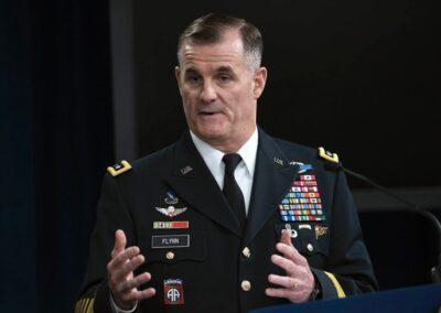 Lt. Gen. Charles Flynn