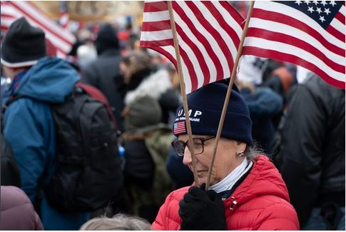Gina Haspel - March for Trump