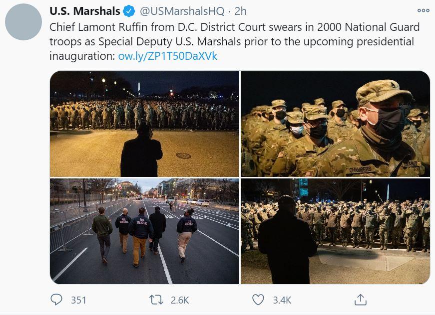 New US Marshalls