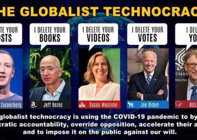 The Globalist Technocracy