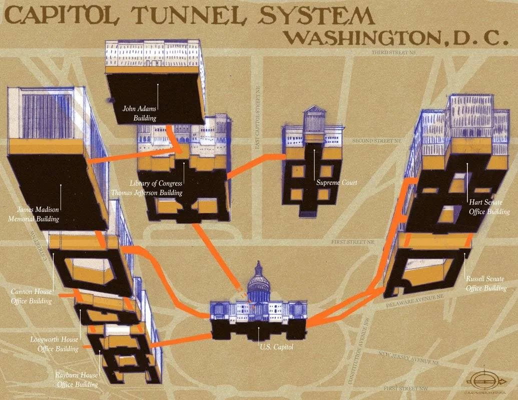 DC Tunnels